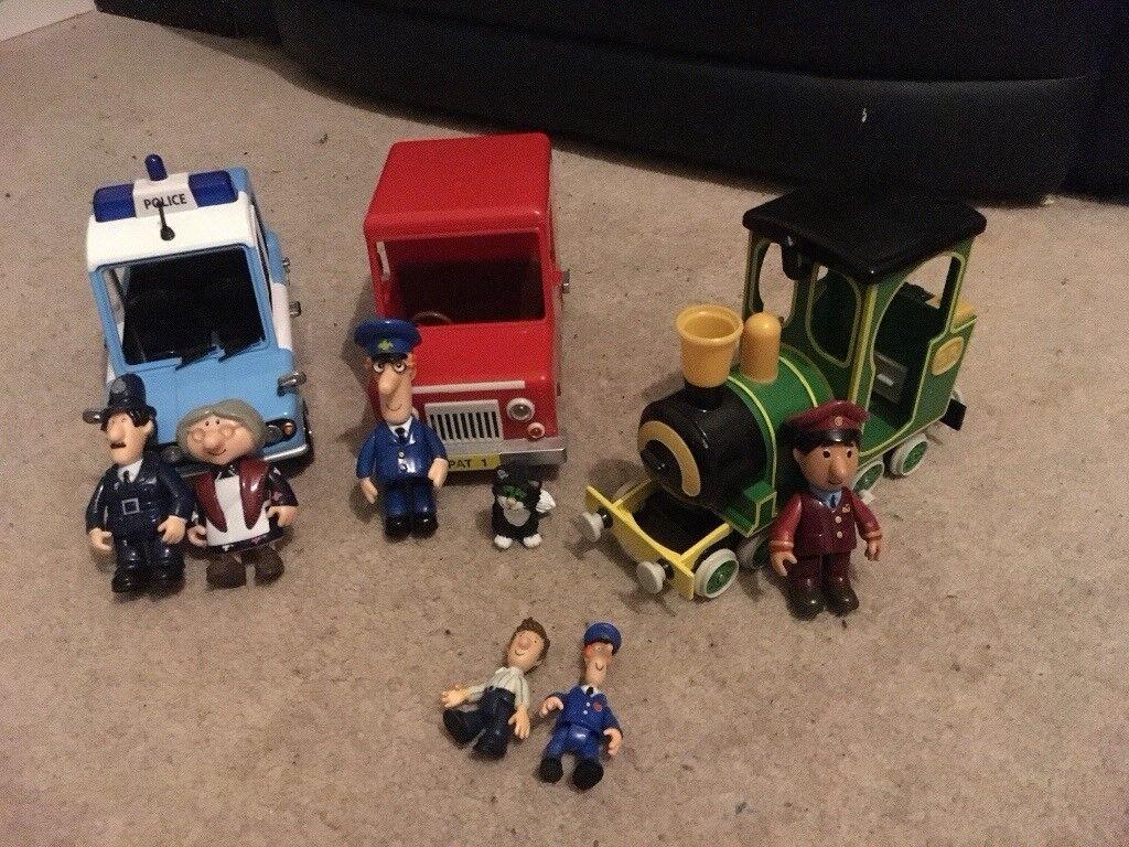 Postman Pat toy bundle & Postman Pat toy bundle | in Mansfield Nottinghamshire | Gumtree
