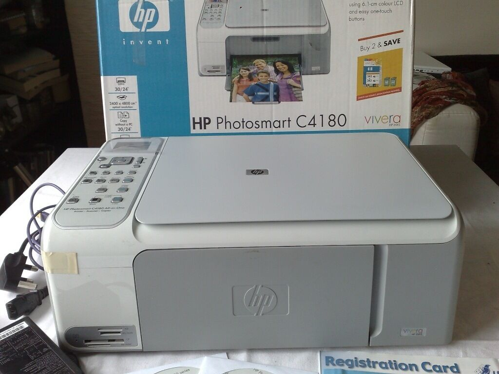 driver imprimante hp photosmart c4180 gratuit