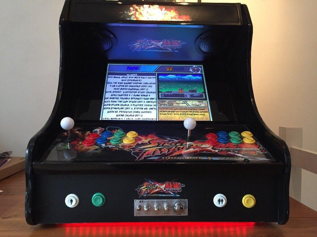 Tekken street fighter bar top arcade machine & Tekken street fighter bar top arcade machine | in Sheffield South ...