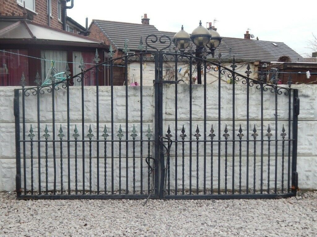 Wrought Iron Gates / Driveway Gates / Garden Gates / Metal Gates / Steel  Gates /