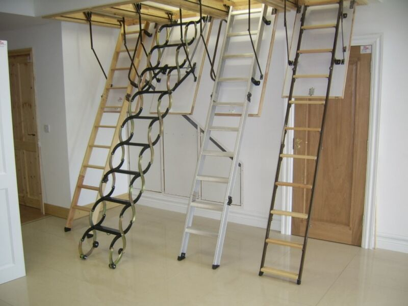 How To Replace Attic Stairs | EBay