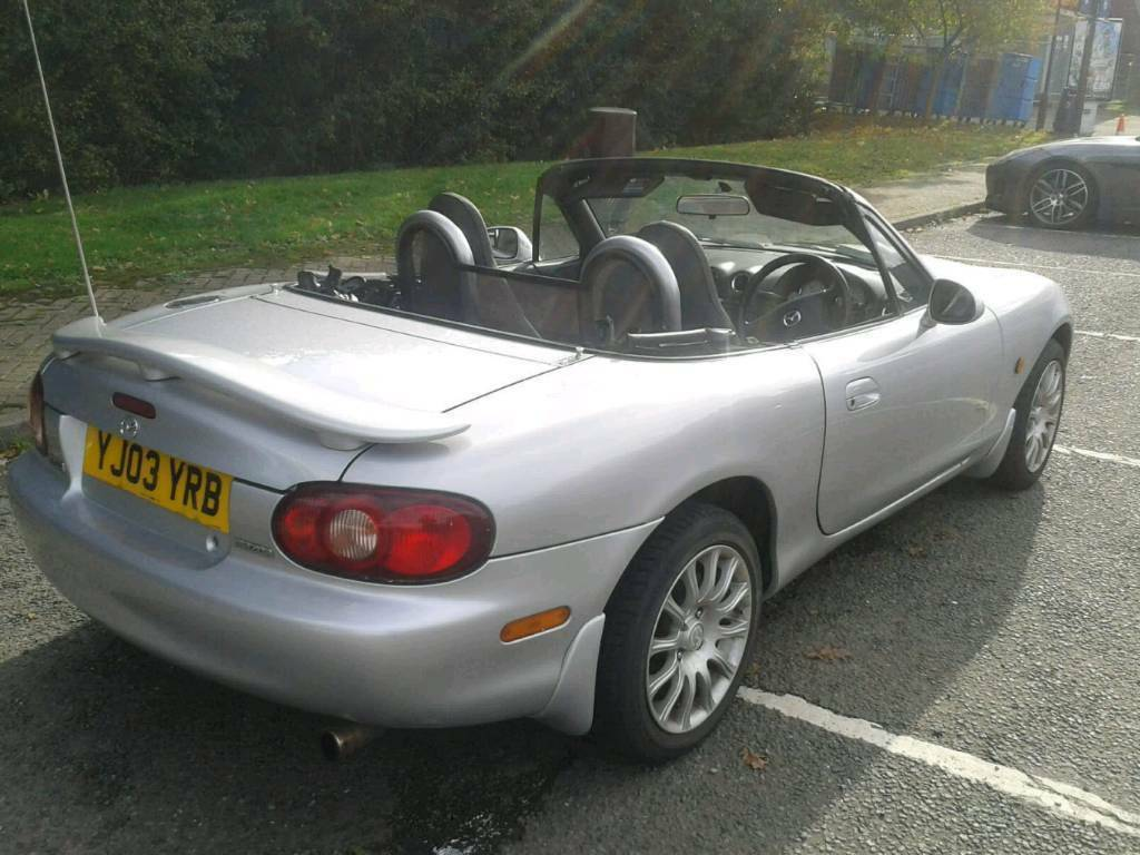 2003 Mazda Mx5 (low Mileage)