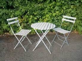 Breakfast Table/chair Set £25 Ono