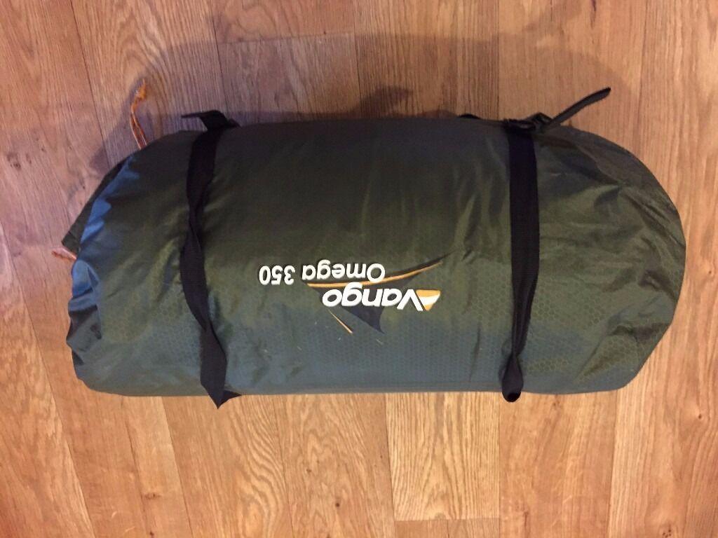 Vango Omega 350 trekking 3/4 person Tent - good condition & Vango Omega 350 trekking 3/4 person Tent - good condition   in ...