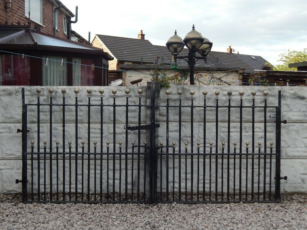 Awesome Wrought Iron Gates / Driveway Gates / Garden Gates / Metal Gates / Steel  Gates /
