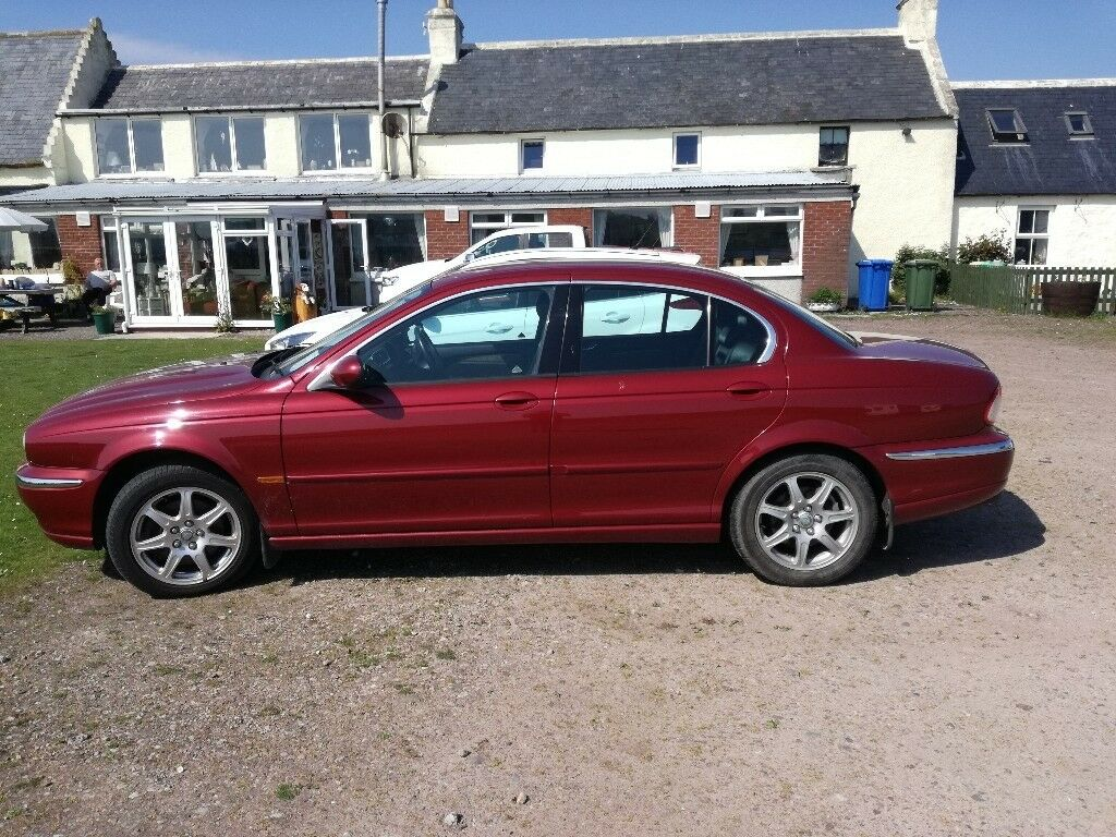 Reduced Price!!!very Reluctant Sale!!! Jaguar X Type