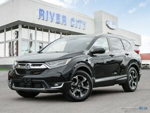 2018 Honda CR V Touring  INCLUDES WINTER TIRE PKG