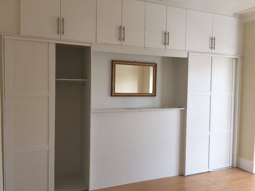 FREE Large Fitted Wardrobes Storage OR Large Amount Of CONTI Board MDF