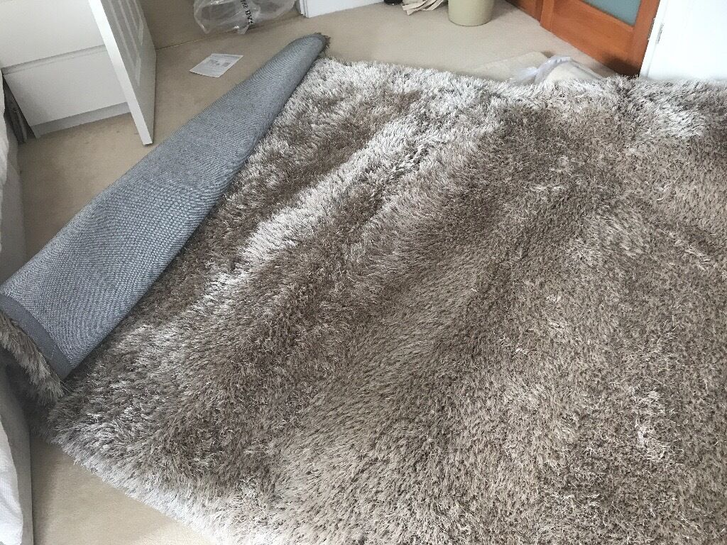 Next Once Light Natural Rug Brand New