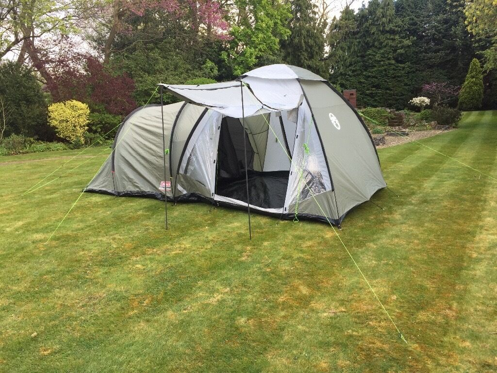 Coleman Ridgline Tent Co Uk Sports Outdoors & Coleman Tents Waterfall 5 Deluxe Five Person Tent - Best Waterfall ...
