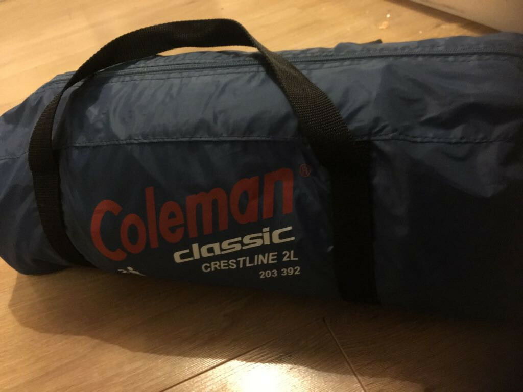 Coleman Crestline 2L - 2 person tent & Coleman Crestline 2L - 2 person tent | in Patchway Bristol | Gumtree