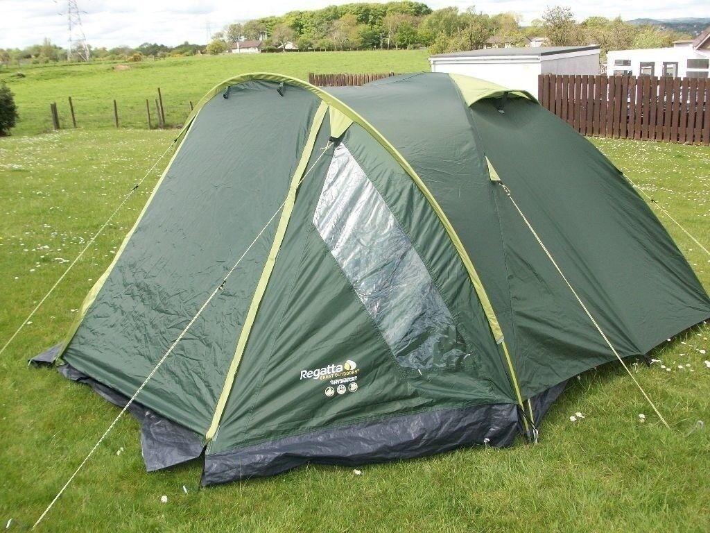 Regatta 4 man dome tent & Regatta 4 man dome tent | in Wadebridge Cornwall | Gumtree
