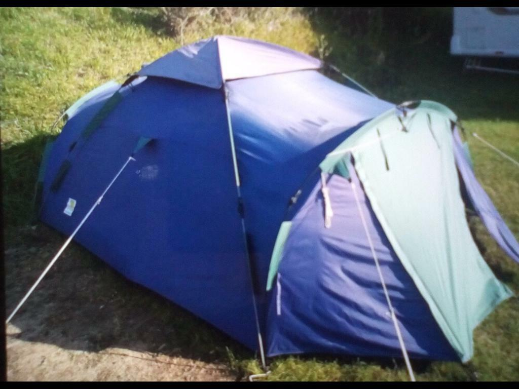 KHYAM 2 man tent (up in 60 seconds!) & KHYAM 2 man tent (up in 60 seconds!) | in Esh Winning County ...