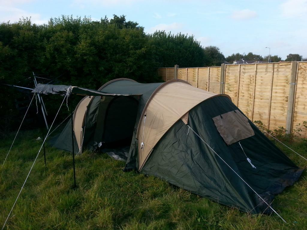 Pro Action 6 man tunnel tent & Pro Action 6 man tunnel tent | in Poole Dorset | Gumtree