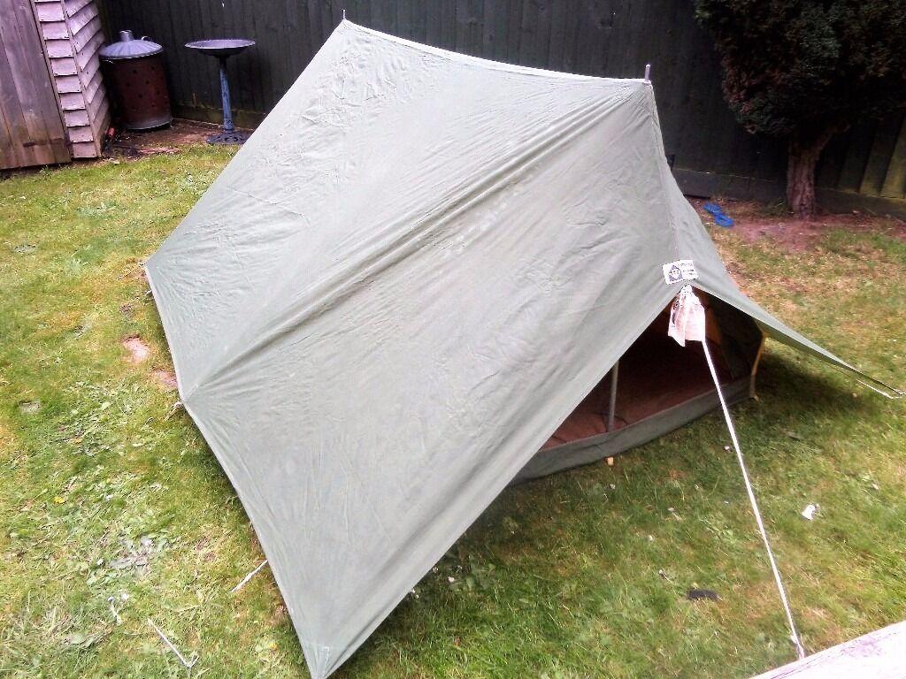 Vintage/Retro Endeavour Ridge Tent/Flysheet & Vintage/Retro Endeavour Ridge Tent/Flysheet | in Northampton ...