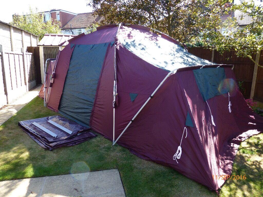 Khyam Ridgi Dome XXL Tent & Khyam Ridgi Dome XXL Tent | in Sidcup London | Gumtree