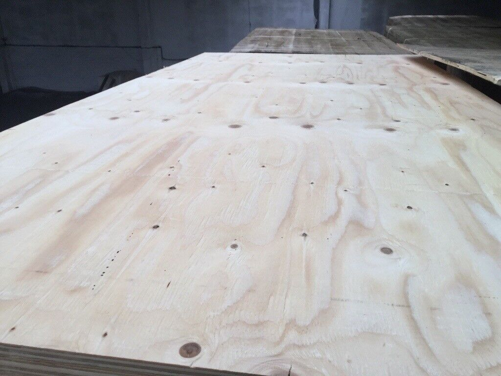 Plywood Sheets 15mm 8x4 Exterior Grade
