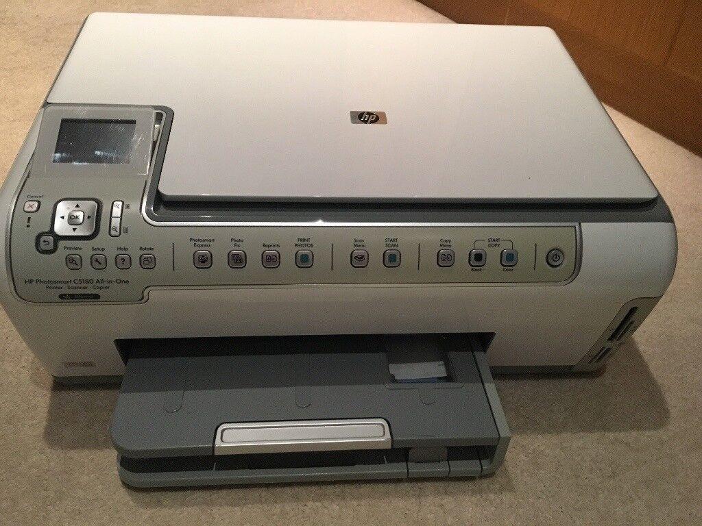 Hp photosmart c5180 driver download hp printer driver software.