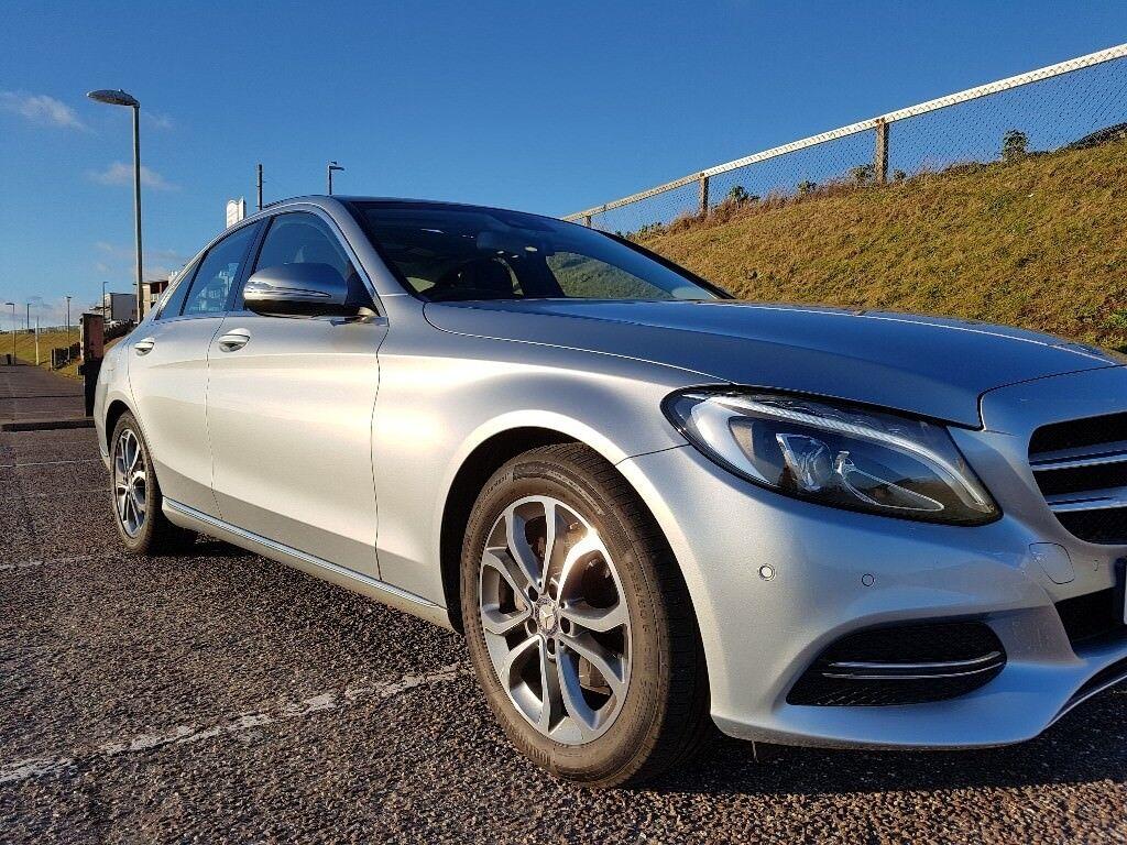Mercedes C220 Blue Tech. Sport Pemium Plus Saloon