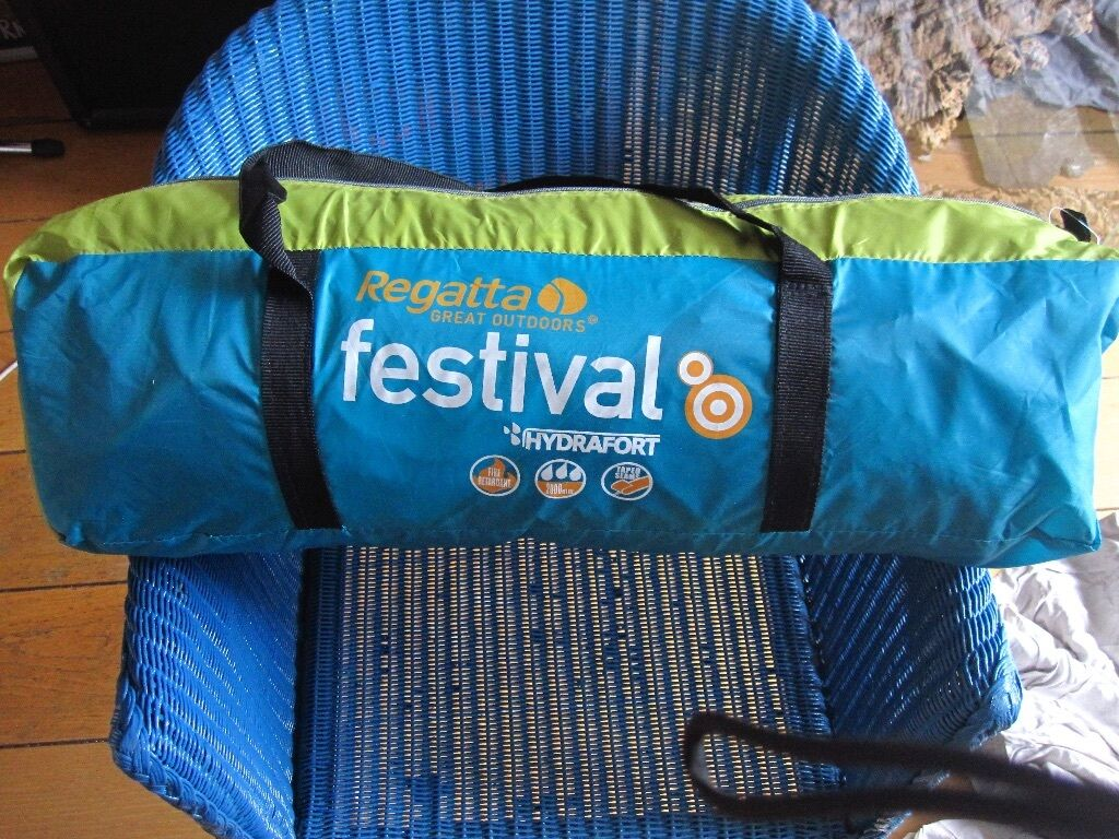 Regatta 2-Man Festival TeePee tent & Regatta 2-Man Festival TeePee tent | in Camden Town London | Gumtree