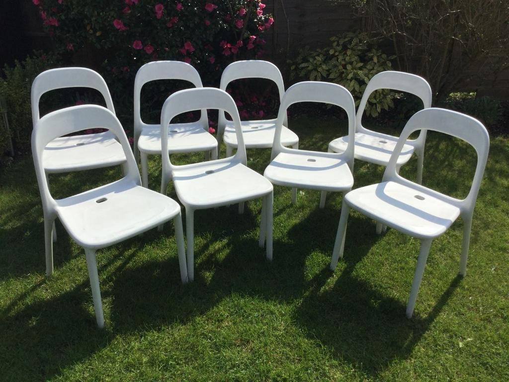8 Ikea Urban Chairs