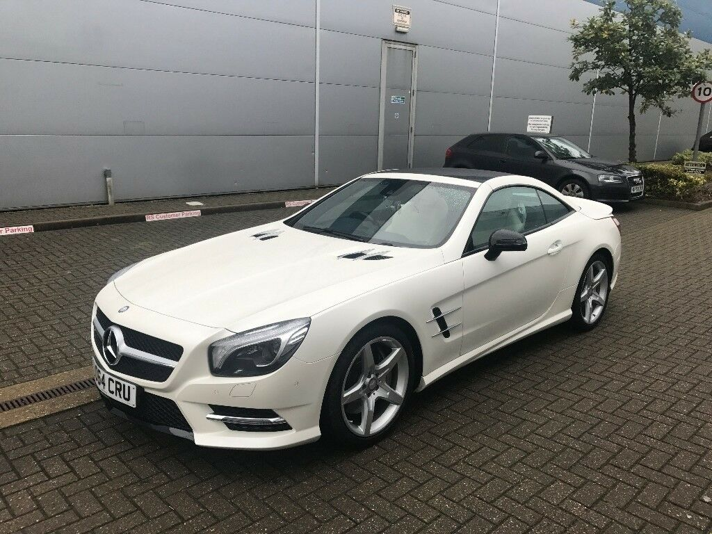 MERCEDES SL400 AMG SPORT CONVERTIBALE 64REG,19K,ONE OWNER, FOR SALE,  FINANCE ... | In Watford, Hertfordshire | Gumtree