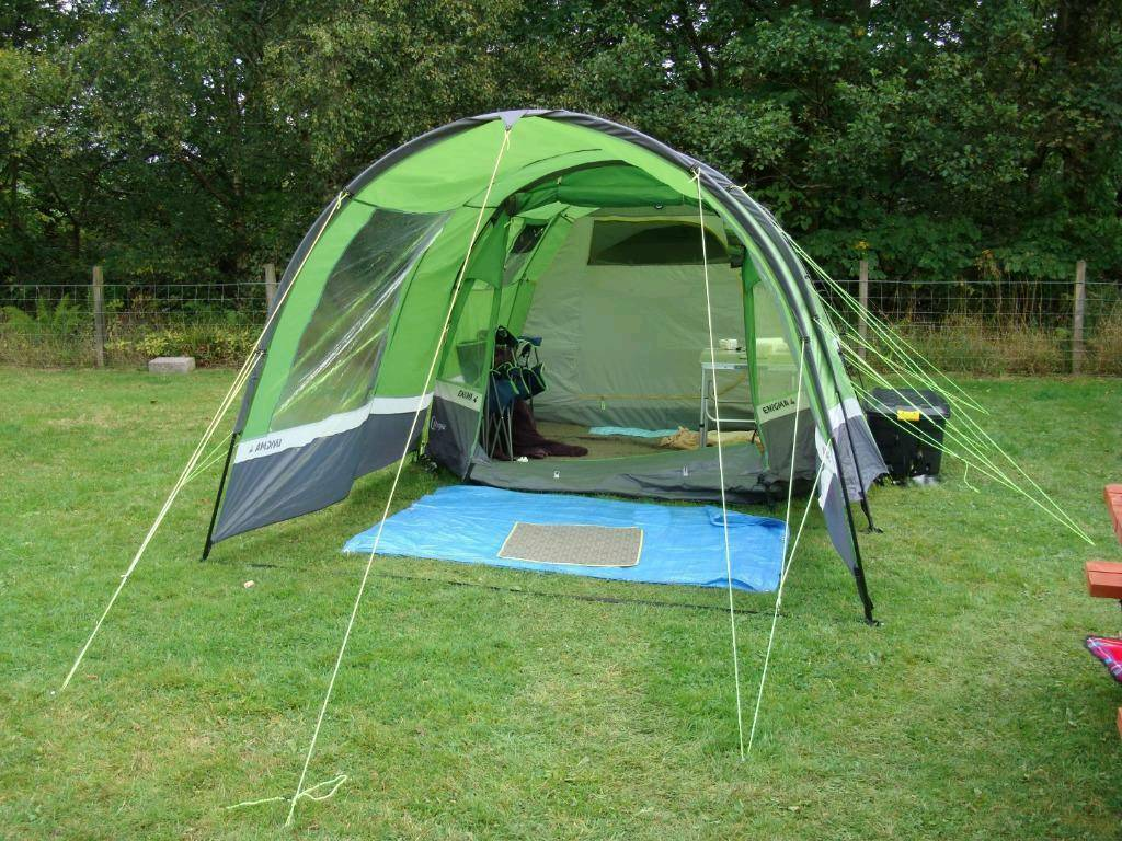 4 person man tent enigma 4 & 4 person man tent enigma 4 | in Ammanford Carmarthenshire | Gumtree