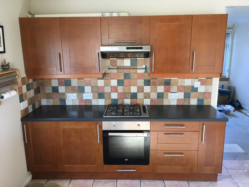 Ikea Kitchen Units And Appliances | In Dunfermline, Fife | Gumtree