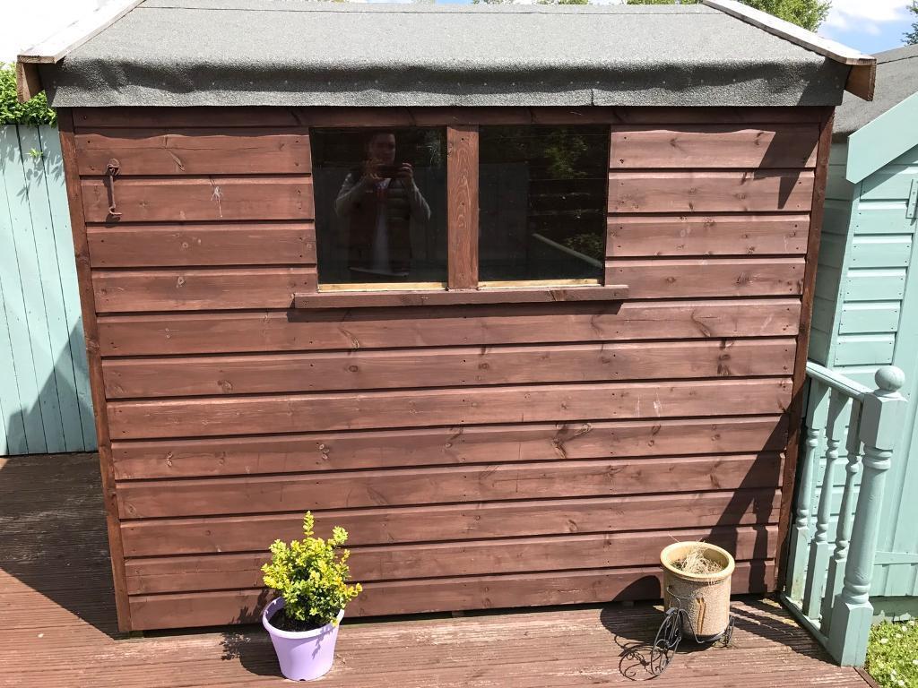 garden shed 6 feet x 4 in east kilbride glasgow gumtree - Garden Sheds East Kilbride