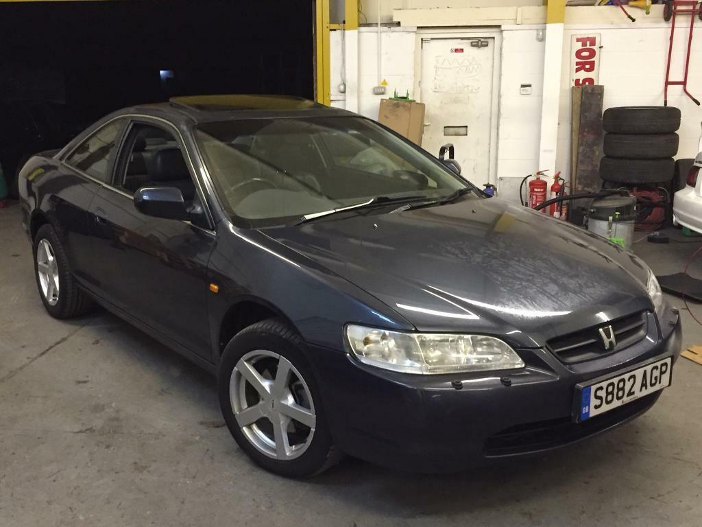 1998 Honda Accord Coupe 3.0 V6 Auto Swap P/X