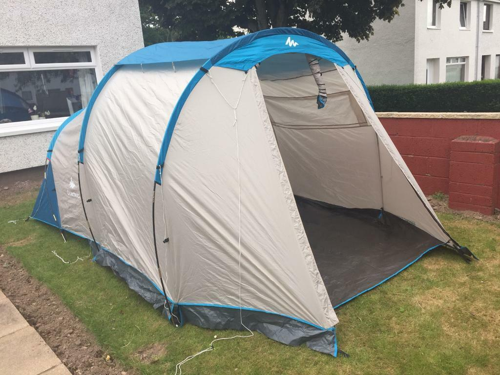 Decathlon Quechua Arpenaz Family 4.1 4 person tent & Decathlon Quechua Arpenaz Family 4.1 4 person tent | in Arbroath ...