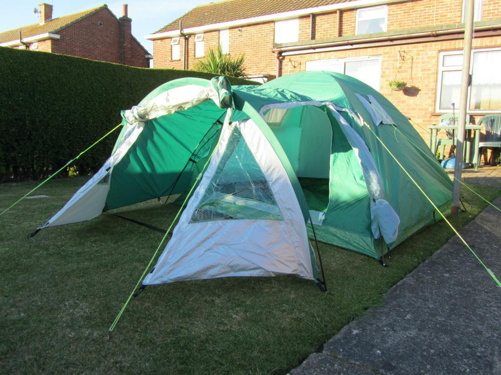 Three man dome Lidl tent & Three man dome Lidl tent | in Caister-on-Sea Norfolk | Gumtree