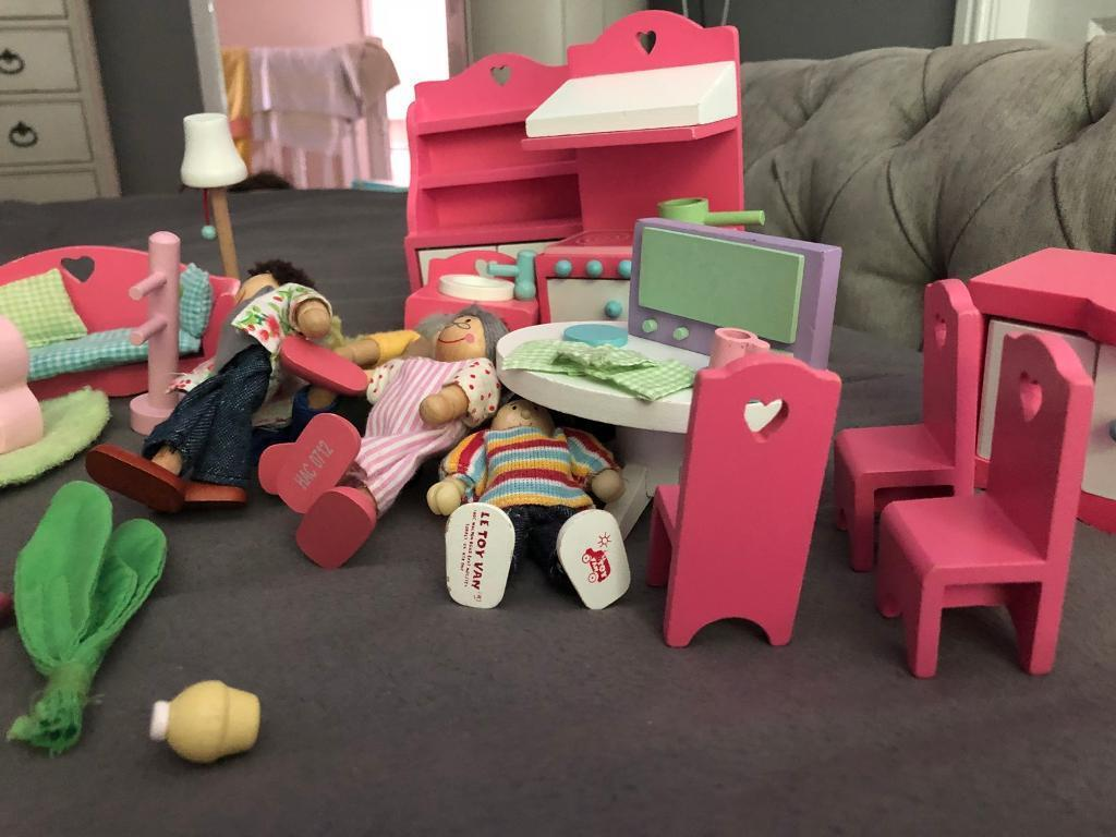 Early Learning Centre Dolls House Furniture | In Thetford, Norfolk | Gumtree
