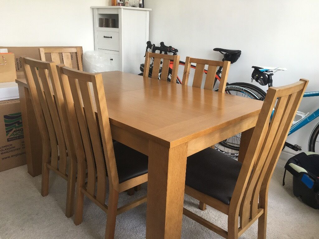 Beautiful Oakleigh Extending Dining Table With Chairs Folding And Homebase