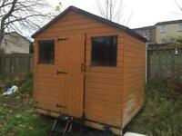 6ftx8ft shed