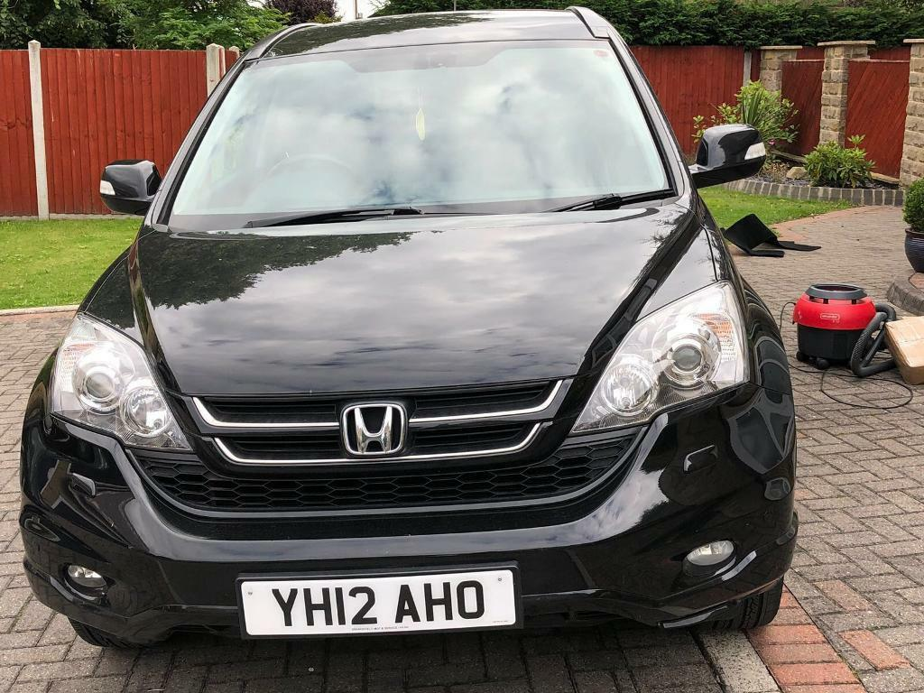 Honda CR V Low Mileage
