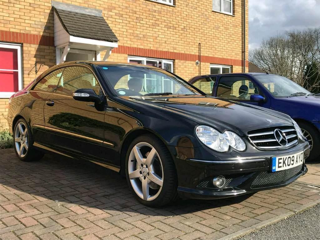 Mercedes Benz CLK 220 Cdi Sport