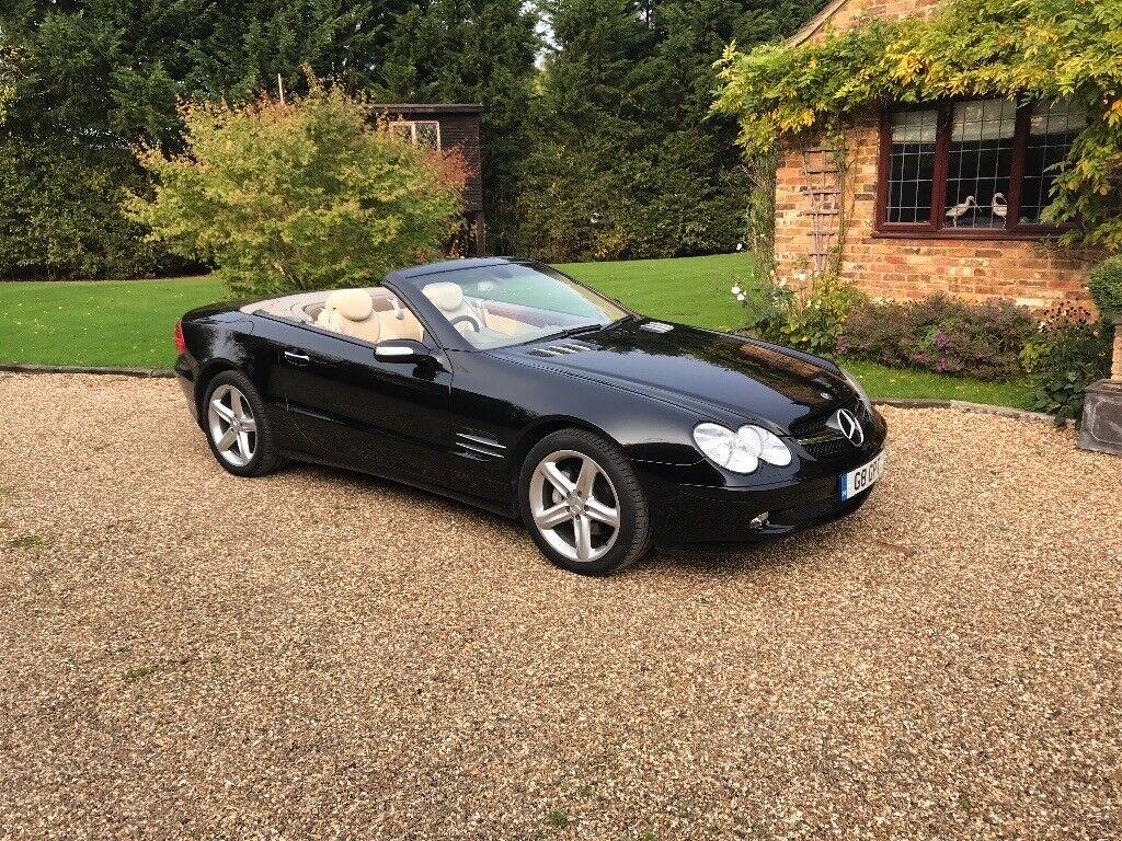 Mercedes Sl500 Excellent Condition