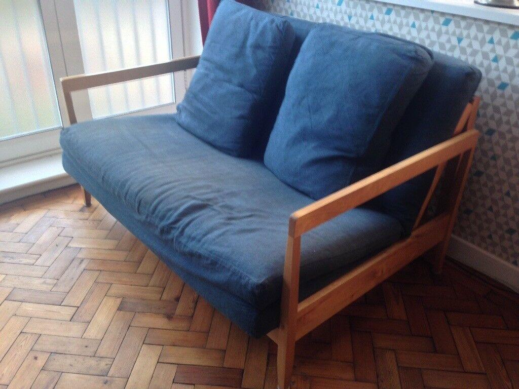 2 Seater Futon For Company Acorn