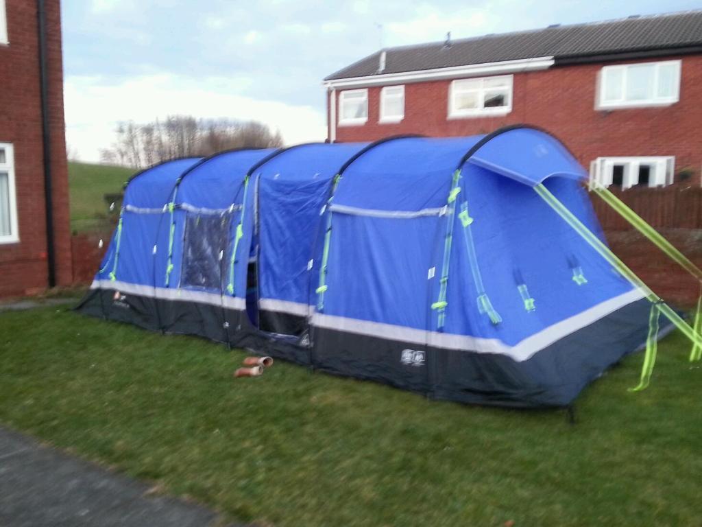 Hi Gear Kalahari 8 man tent & Hi Gear Kalahari 8 man tent | in Sunderland Tyne and Wear | Gumtree
