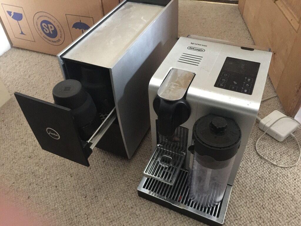 en750mb nespresso lattissima pro touch automatic espresso u0026 cappuccino pod machine - Nespresso Lattissima Pro