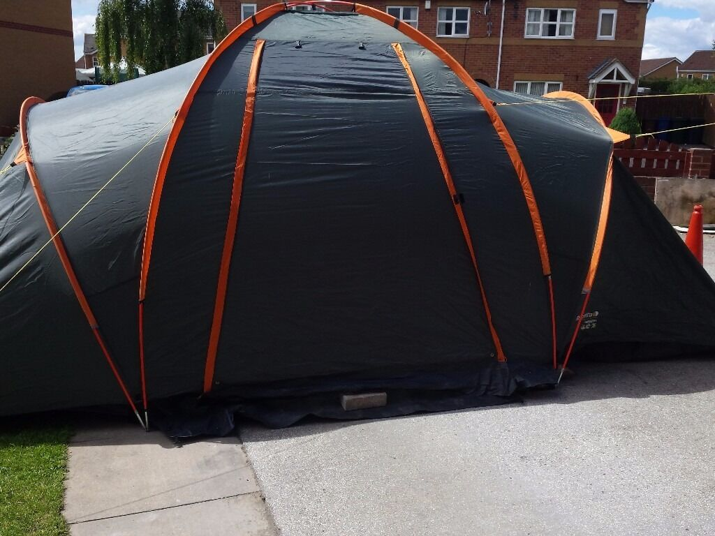 regatta 6 man 3 bedroom tent & regatta 6 man 3 bedroom tent | in Cudworth South Yorkshire | Gumtree
