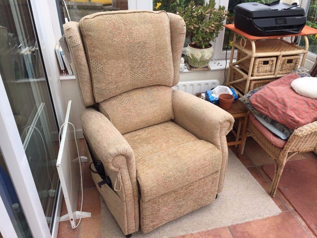 Repose Electric Riser/Recliner Chair in Fabric & Repose Electric Riser/Recliner Chair in Fabric   in Bath Somerset ... islam-shia.org