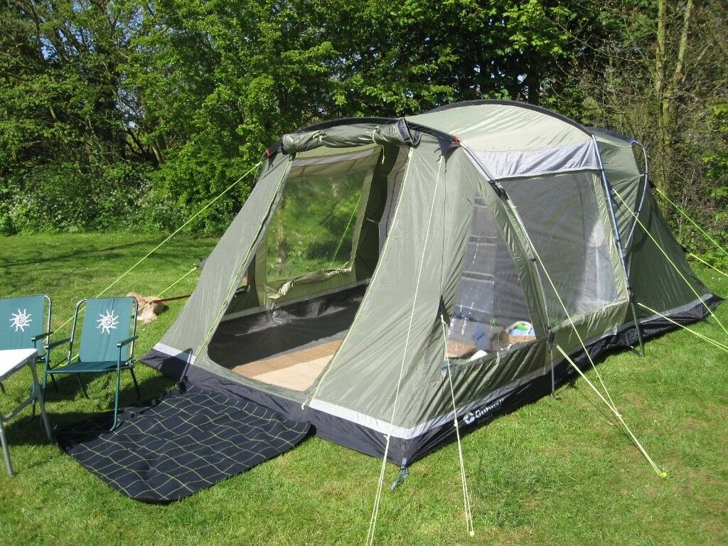 Outwell Birdland 4 berth tent & Outwell Birdland 4 berth tent | in Consett County Durham | Gumtree