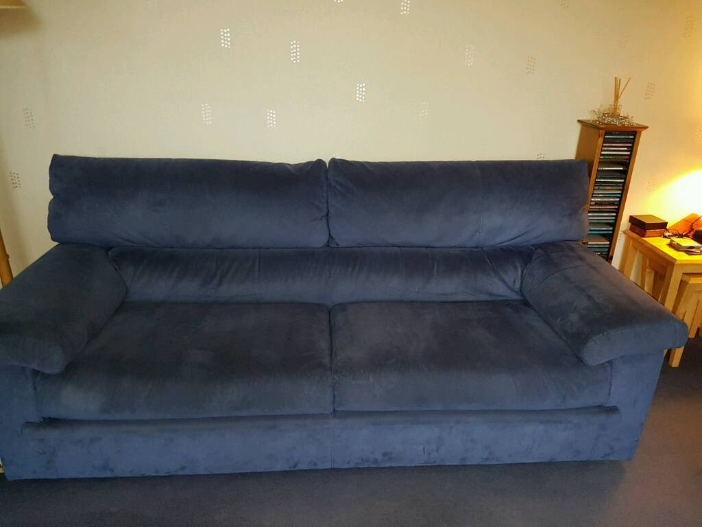 Sofa Alcantara. Cheap Four Different Leather Grades Are Available ...