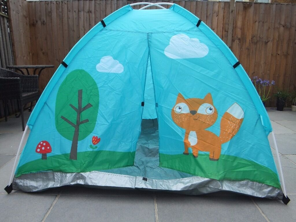 (NEW) Asda Woodland Play Tent & NEW) Asda Woodland Play Tent | in City of London London | Gumtree