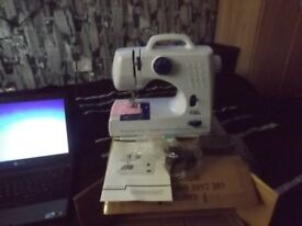 mini multi-purpose electric sewing machine & For sale a curver sewing box good condition | in Bulwell ... Aboutintivar.Com
