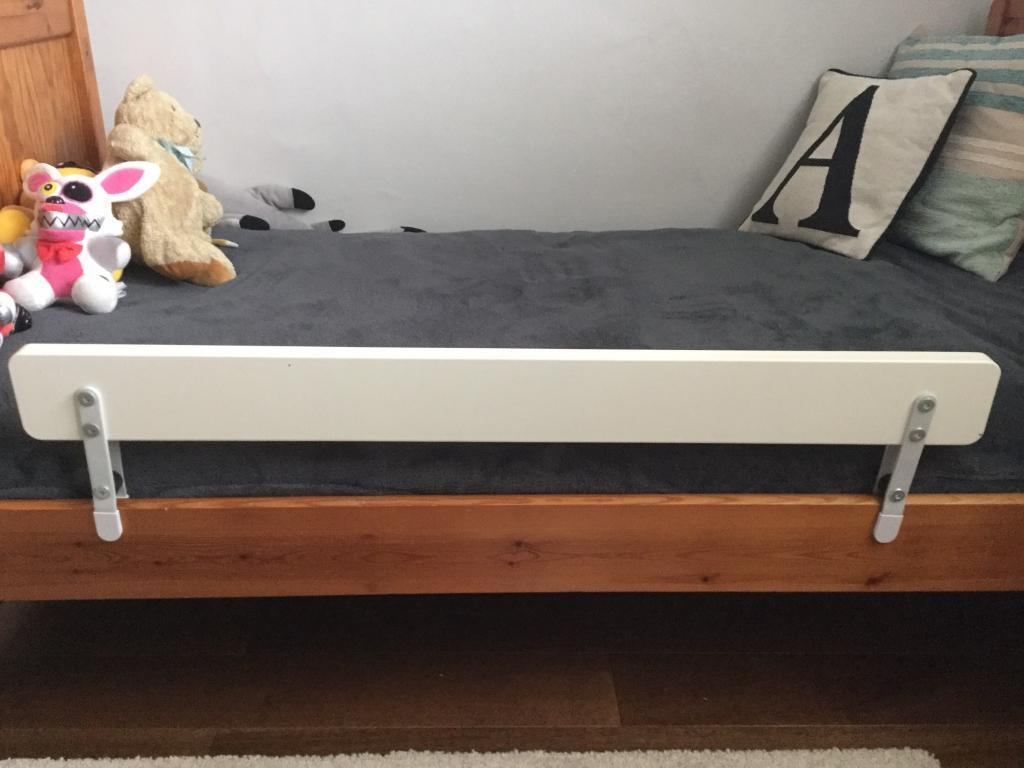 Ikea Bed Guard Rail In Ealing London Gumtree With Toddler