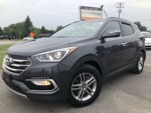 2017 Hyundai Santa Fe Sport 2.4 SE AWD With Panorama Roof! He.
