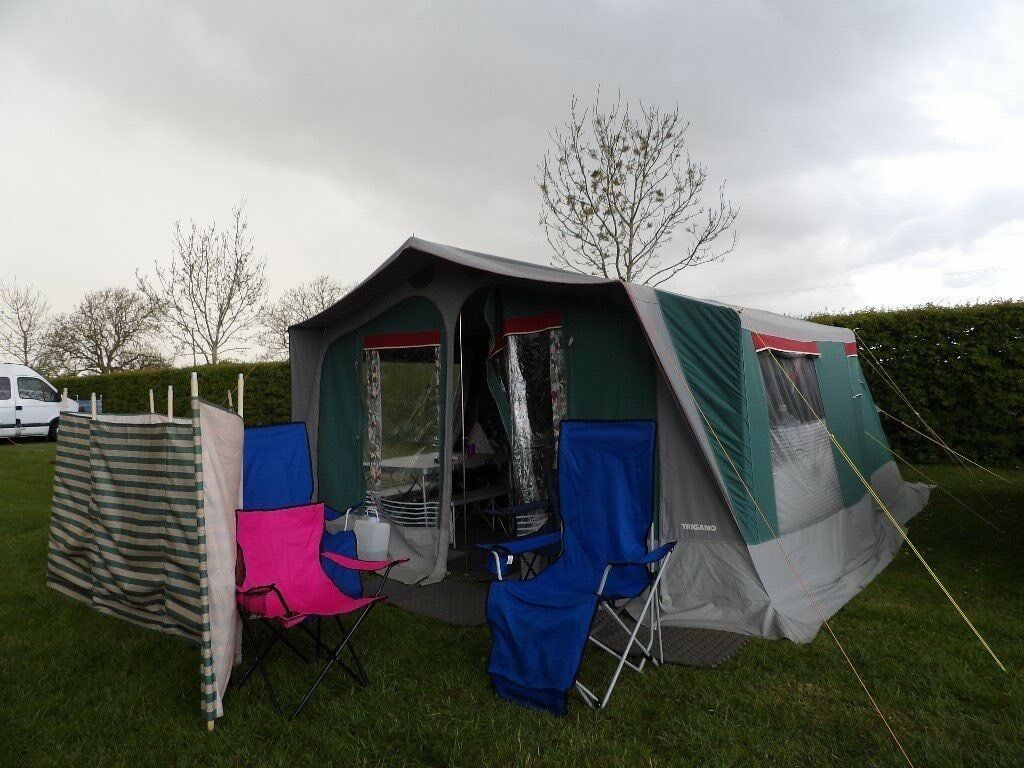*REDUCED* Trigano Chantilly GL Trailer Tent. 4 to 8 berth URGENT SALE BARGAIN & REDUCED* Trigano Chantilly GL Trailer Tent. 4 to 8 berth URGENT ...
